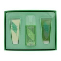 Maa Perfume Estuche Green Tea (té Verde) Dama 100% Original