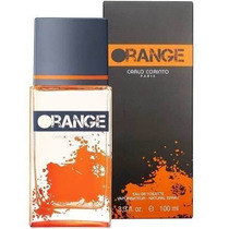 Vv4 Perfume Carlo Corinto Orange Caballero 100ml