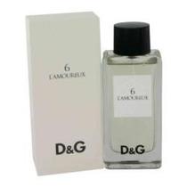 Mdn Perfume 6 L` Amoureux Dolce & Gabbana Unisex 100ml