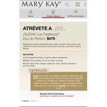 Nuevas Fragancias Mary Kay.. Exquisitos Aromas.. Se Unica