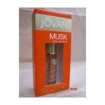 Perfume Jovan Musk Oil Aceite Concentrado Con Aplicador