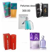 Perfumes Originales Desde 350 Pesos,regalos Y Envio Gratis.