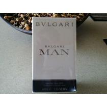 Perfume Caballero Bvlgari Man 60 Ml Original Aroma En Oferta