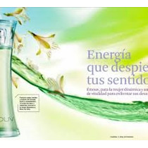 Perfume Mujer / Emouv / Lbel
