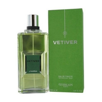 Perfume Vetiver By Guerlain 200 Ml.