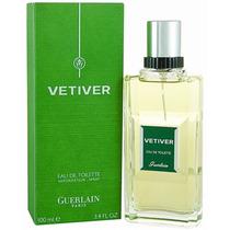 Perfume Vetiver By Guerlain 100 Ml.