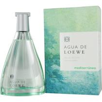 Hm4 Perfume Agua De Loewe Mediterraneo 100% Original (100ml)