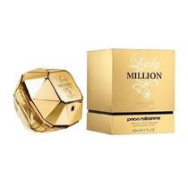 Perfume Paco Rabanne Lady Million Absolutamente Dorado De P