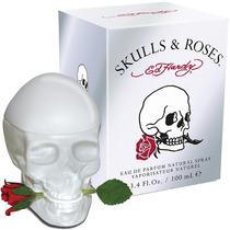 Perfume Skulls & Roses Ed Hardy Dama 100ml