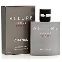 Perfume Allure Sport Eau Extreme By Chanel 100 Ml.