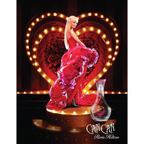 Perfume Can Can De Paris Hilton Dama 100ml Excelente Precio.