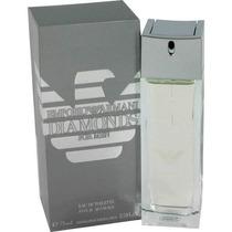 Perfume Emporio Armani Diamonds Caballero 100 Ml Original Nv