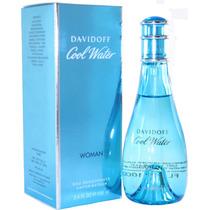 Parfum Perfumes Originales Cool Water Davidoff 100ml Dama
