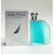 Parfum Perfumes Originales Nautica Classic 100 Ml Cab.