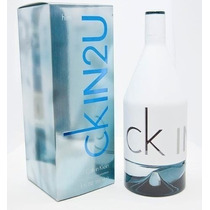 Perfume Calvin Klein Ckin2u Caballero 100% Original (150ml)