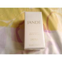 Agua De Tocador Jandé Perfume Jafra Locion Mujer Dama