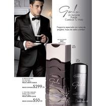 Perfume Caballero Gala Madamme Chantal