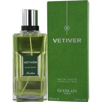 Vetiver Caballero 100 Ml Guerlain ** Original ** Msi