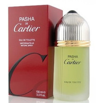 Pasha Caballero 100 Ml Cartier ** Original ** Msi