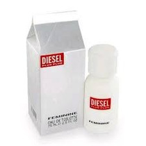 Diesel Plus Plus Femenine 75 Ml Nuevo, Sellado, Original