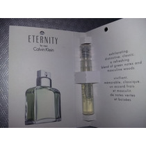 Eternity By Calvin Klein Caballero Muestra 1.2 Ml Rdw
