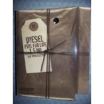 Diesel Fuel For Life By Diesel Muestra 1.5 Ml Rdw