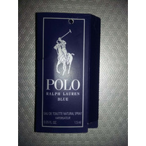 Polo Blue By Ralph Lauren Muestra 1.5 Ml Rdw