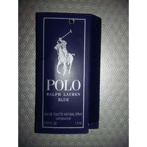 Polo Blue By Ralph Lauren Muestra 1.5 Ml Rdw
