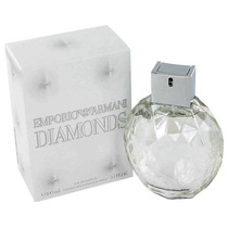 Emporio Armani Diamonds 100ml Dama 100% Original
