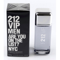 212 Vip Men 200ml Carolina Herrera