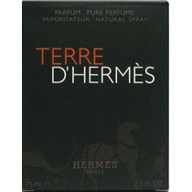 Perfume Terre D`hermes For Men By Hermes 75 Ml Edp