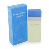 Dolce & Gabanna Light Blue Dama Edp - Perfumes Originales