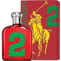 Perfume Big Pony 2 Collection For Men By Ralph Lauren