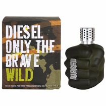 Perfume Diesel Only The Brave Wild 125 Ml.