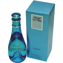 Perfume Original Cool Water Dama 100 Ml By Zino Davidoff !!!