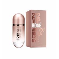 212 Vip Rose Eau De Parfum 80ml De Carolina Herrera