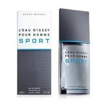 Vv4 Perfume L`eau D`issey Pour Homme Sport Issey M. 100ml