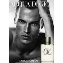 Aqua De Gio 200 Ml.caballero Excelente Precio $570,llevatelo