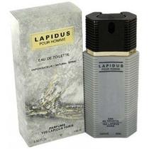 Perfume Lapidus Pour Homme, Eau De Toilette Spray, 3.33 Oz