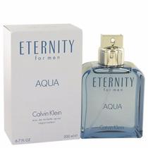 Eternity Aqua Agua De Tocador 200ml De Calvin Klein