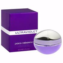 Ultraviolet Eau De Parfum 80ml De Paco Rabanne
