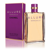 Allure Sensuelle Chanel Dama 100 Ml Original, Nuevo Y Sellad