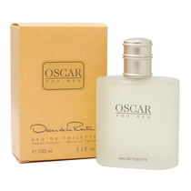 Perfume Original Oscar Caballero 100 Ml Oscar De La Renta