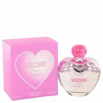 Pink Bouquet Eau De Toilette 100ml De Moschino