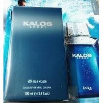 Kalos Sport Fragancia Caballero 100 Ml. De Esika L´bel, Esik