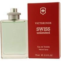 Hm4 Perfume Swiss Army Unlimited Victorinox Caballero 100ml