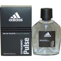 Perfume Dinámico Pulso Por Adidas Hombres, 3.4 Onzas