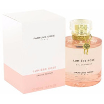 Perfume Lumiere Rose For Women By Parfum Gres