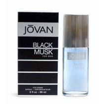 Maa Perfume Jovan Black Musk For Men Colonia 88 Ml