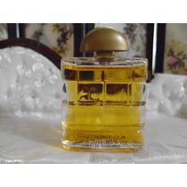 Perfume Miniatura De Coleccion Courreges Blue Tapa Dorada